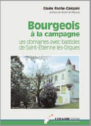 Livre Bourgeois à la campagne