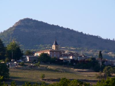 Village de Champtercier