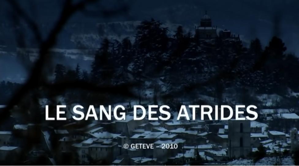 Téléfim Le sang des Atrides sur France 3