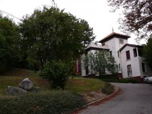 Maison d'Alexandra David-Néel à Digne les Bains