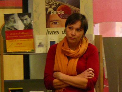 Agnès Pastourel