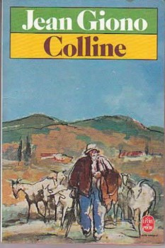 Colline de Jean Giono