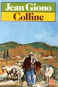 Couverture du livre Colline Jean Giono