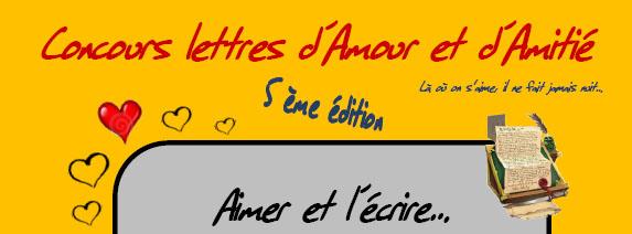 concours lettre amour amitie chateau-arnoux