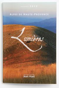 Agenda 2012 des Alpes de Haute-Provence - Photos de Jean Huet