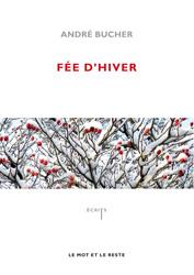couverture du livre d'André Burcher Fée d'hiver