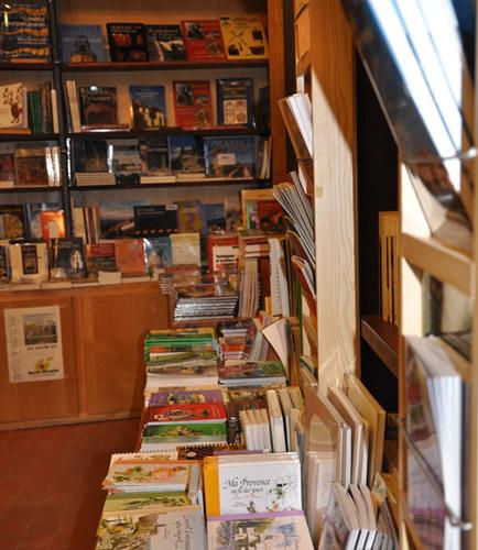 librairie du Musée de Salagon