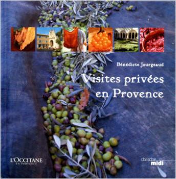 Visites privées en Provence de Bénédicte Jourgeaud