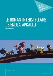 Le roman interstellaire de Enlila Apkallu de Caroline Maillet