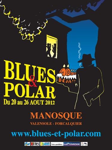 10e édition du Festival Blues et Polar du 20 au 26 août 2012