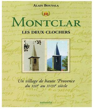 « Montclar, les deux clochers » d'Alain Bouyala