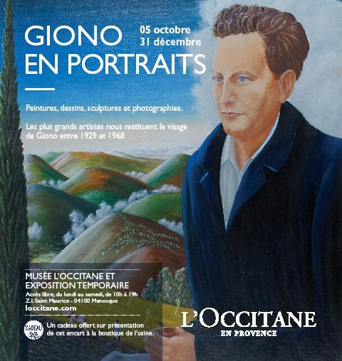 Exposition « Giono en portraits »