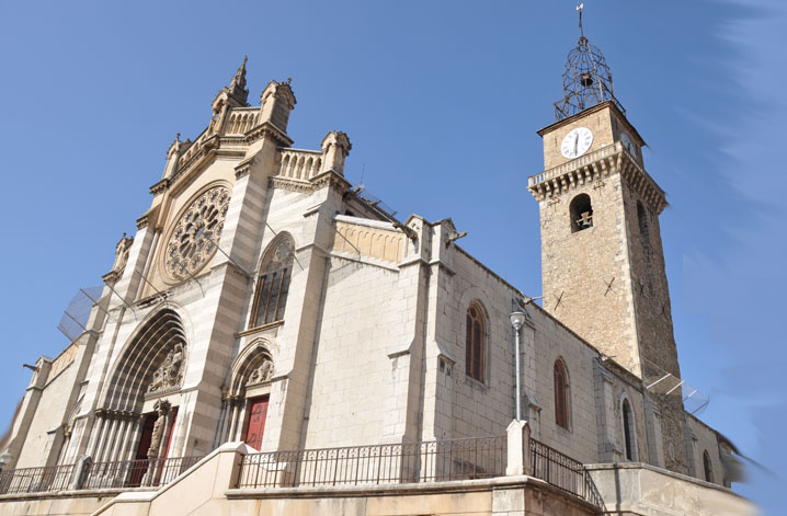 Cathédrale Saint Jérôme à Digne-les-Bains