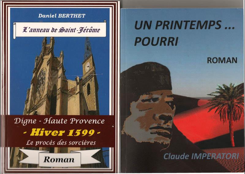 Rencontres dédicaces au profit du Secours Populaire à Digne-les-Bains