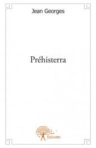 Couverture du roman policier Prehisterra de Jean Georges