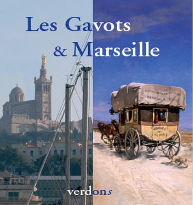 """Revue Verdons n°40 """"Les Gavots et Marseille"""""""