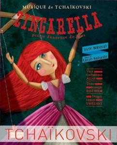 Zingarella, petite danseuse de bois de Manon Rozier