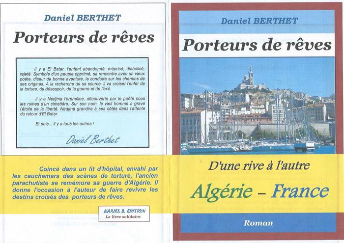 Porteurs de rêves de Daniel Berthet