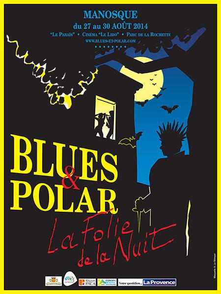 12ème festival Blues & Polar à Manosque