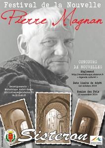 Concours de la nouvelle Pierre Magnan