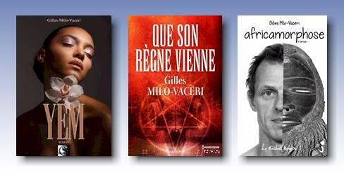Rentrée littéraire 2014 de Gilles Milo-Vacéri