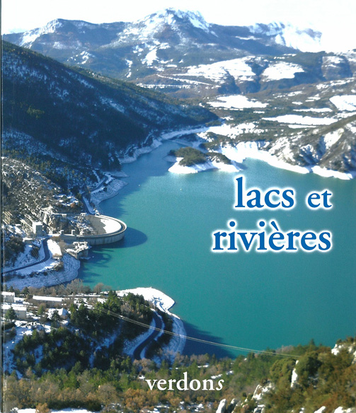Revue verdons n°44 lacs et rivières