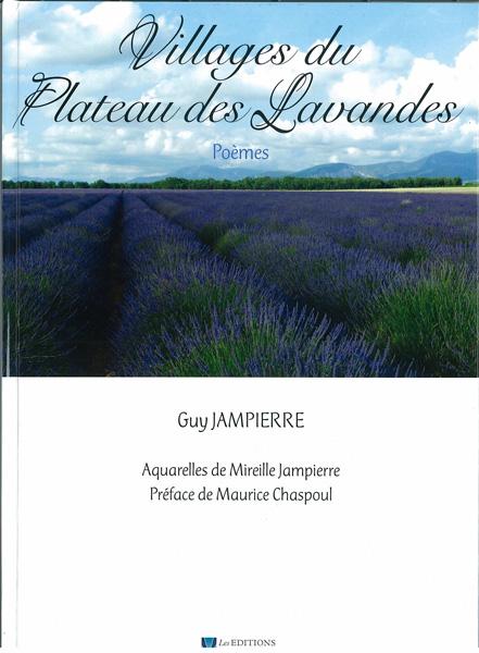 Villages du Plateau des Lavandes de Guy Jampierre