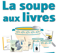 La soupe aux livres 2015 dans les Alpes de Haute-Provence