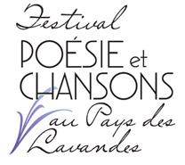 Festival Poésie et Chansons au Pays des Lavandes