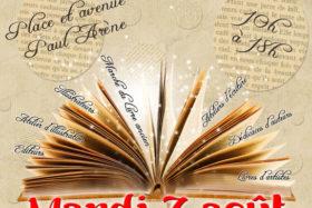Salon du livre Sisteron se livre