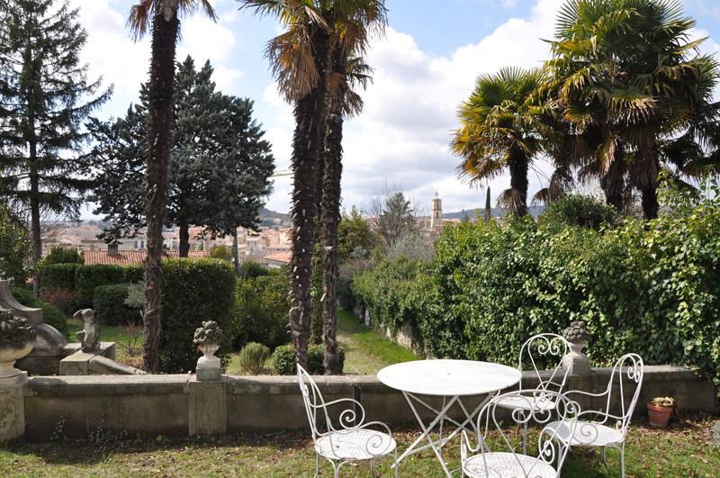 Le Paraïs la maison de Jean Giono à Manosque