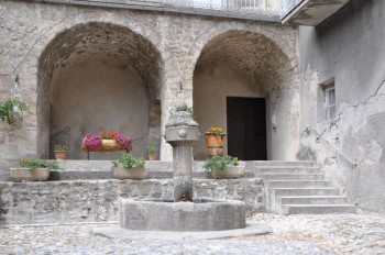 Fontaine Annot
