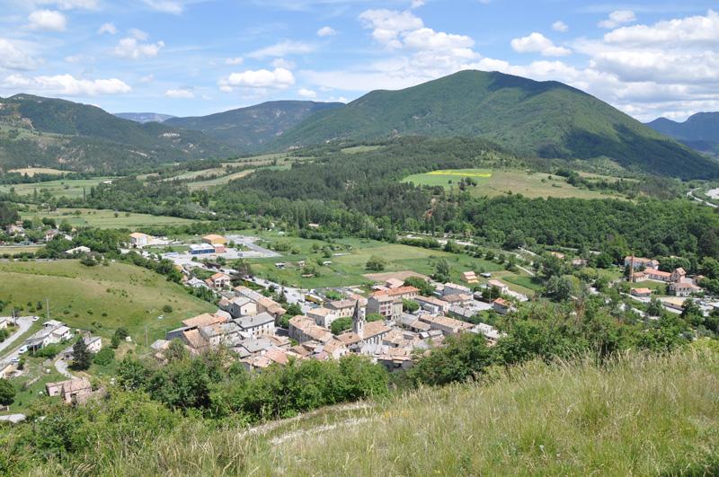 Village de Barrême