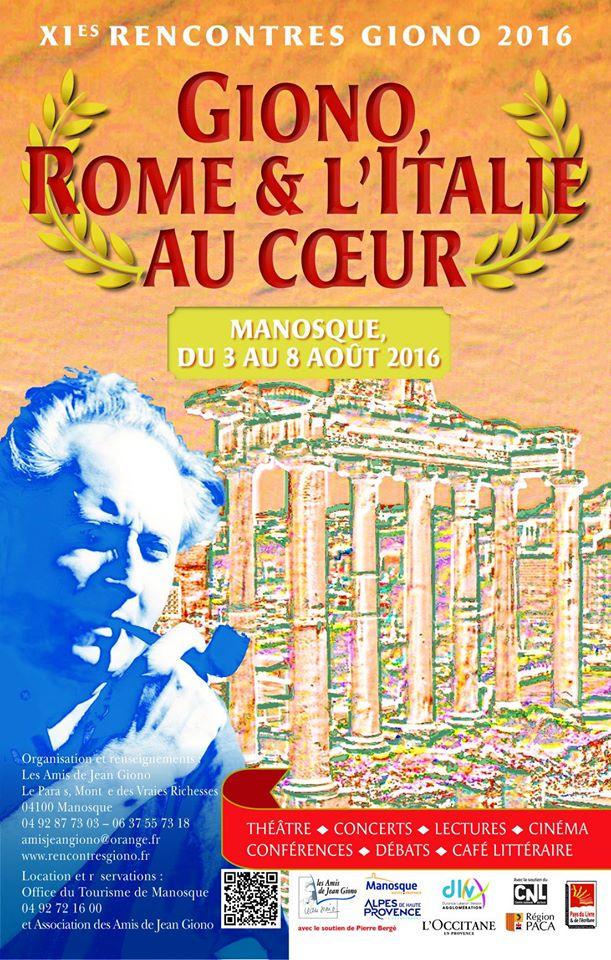 Ce livre, 15 balades littéraires à la rencontre de Jean Giono ...