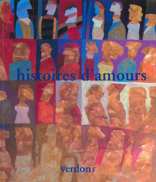 Revue verdons n°50 histoires d'amours