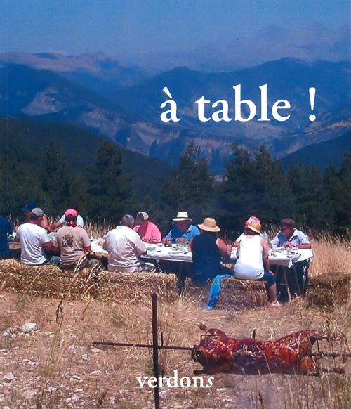 Revue verdons n°51 à table