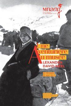 """Exposition """"Alexandra David-Néel"""" au musée Guimet à Paris"""