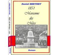 1851 – Marianne des Mées de Daniel Berthet