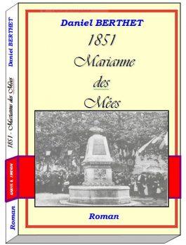 1851 - Marianne des Mées de Daniel Berthet