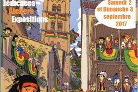 Festival BD «Moustiers coince la Bulle»