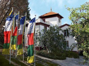 maison d'Alexandra David-Néel à Digne-les-Bains