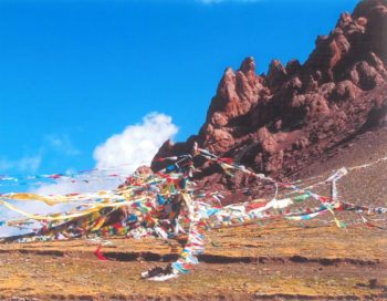 Col du Tibet Dans les pas d'Alexandra David-Néel