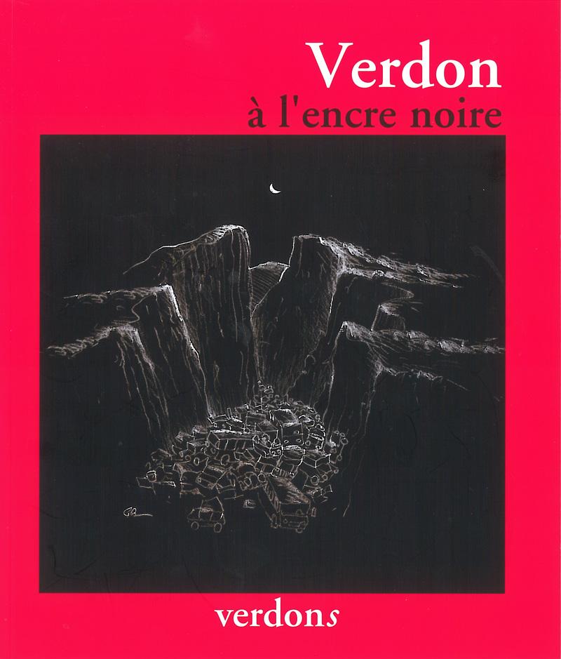 Revue verdons N°57 à l'encre noire