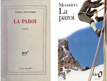 La Paroi de Pierre Moustiers