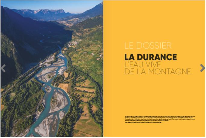 L' Alpe n°89 La Durance l'eau vive de la montagne
