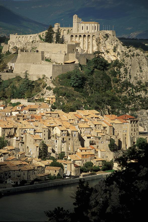 citadelle Vauban de Sisteron ©AD04/Philippe Leroux