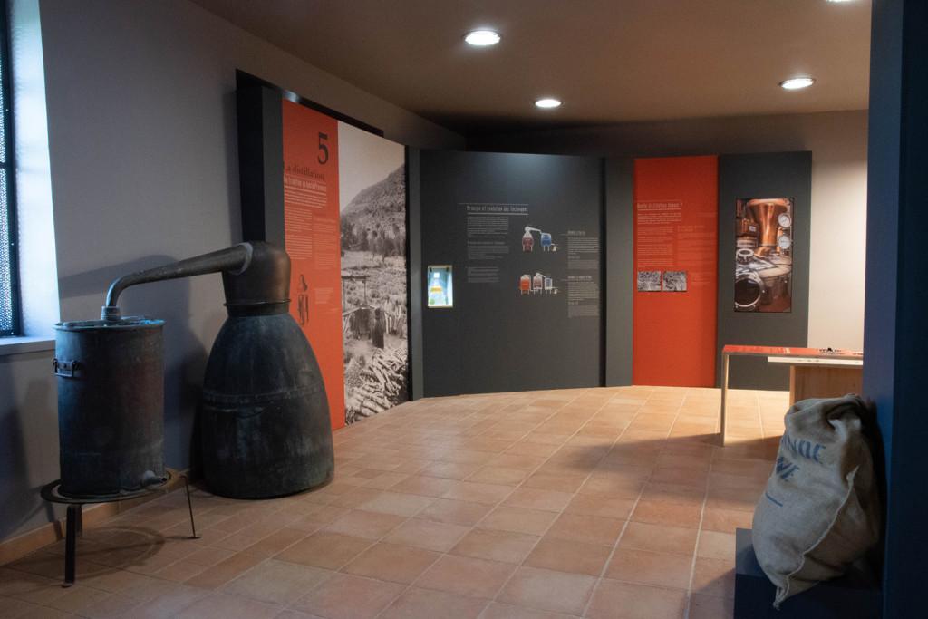 Musée Artemisia à Forcalquier ©AD04-Alain Le Breton