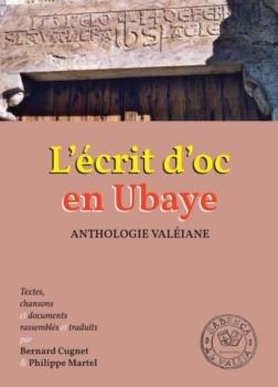 L'écrit d' oc en Ubaye par Bernard Cugnet et Philippe Martel