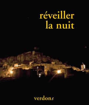 Revue verdons n° 64 réveiller la nuit - Couverture : Photo Paul Ucelli