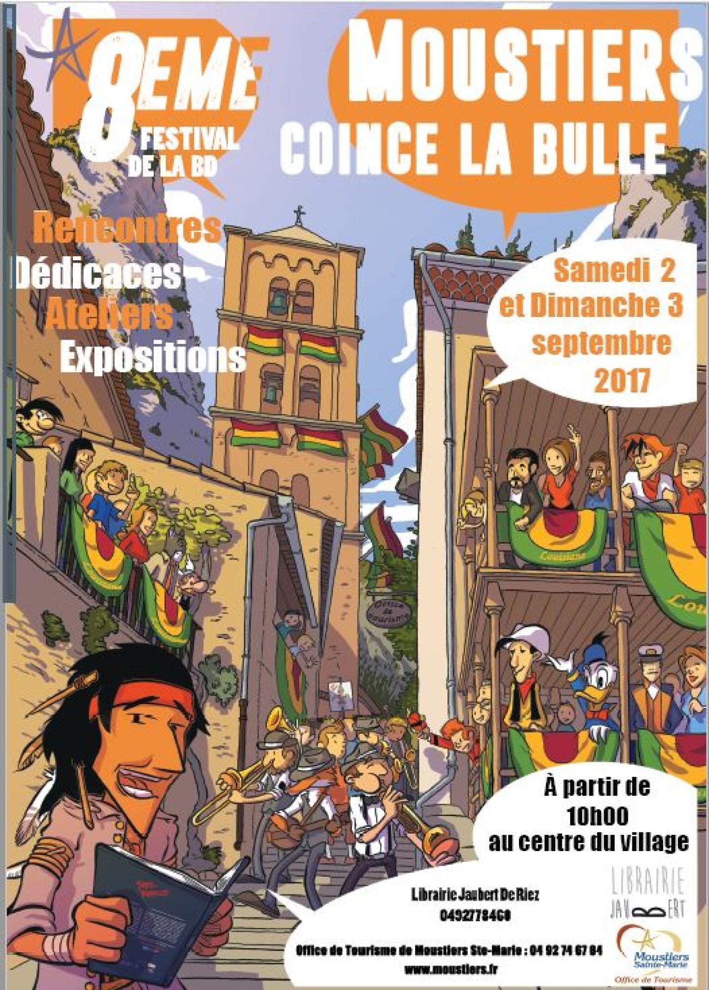 Moustiers Coince la Bulle 2017